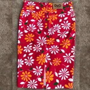 NWOT - D&G Dolce&Gabbana Skirt